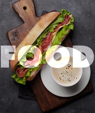 Food | Restaurants in DL1