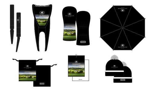 TaylorMade Collection 1