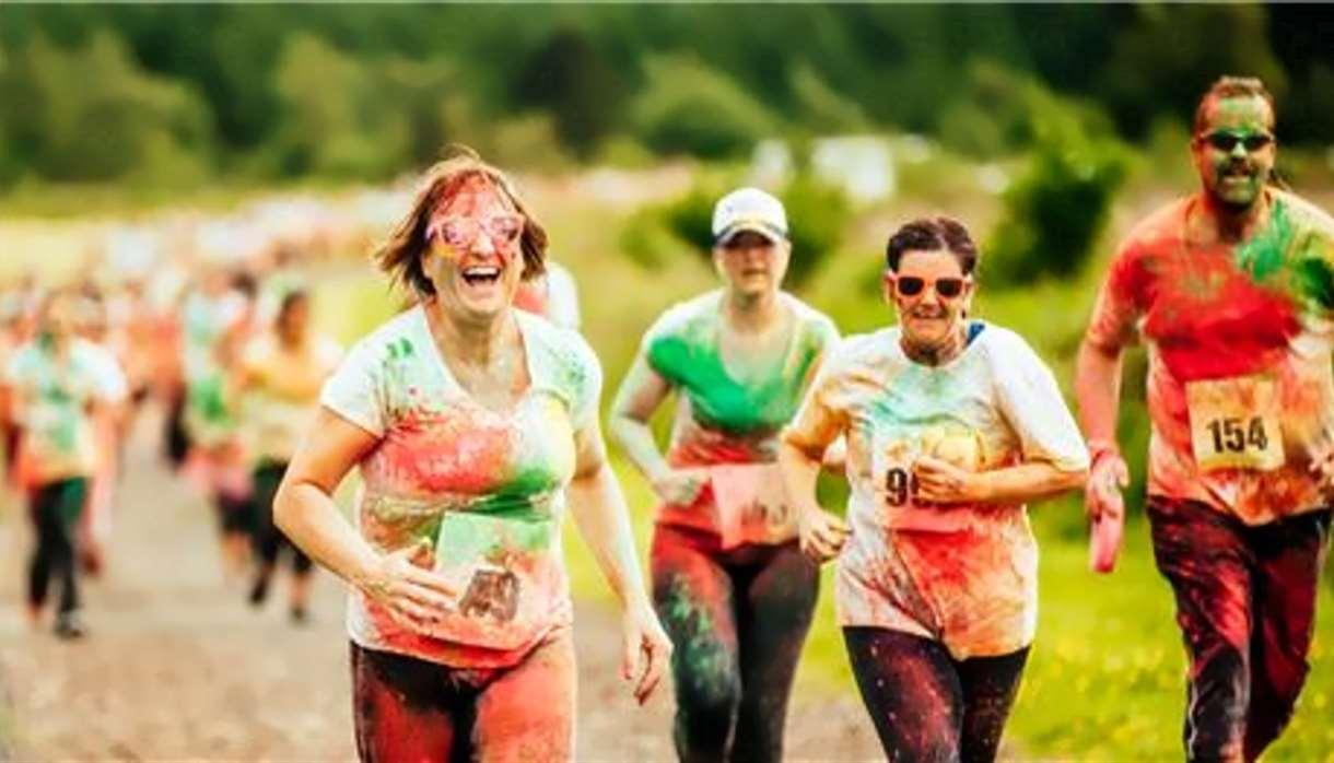 The Rainbow Run is coming