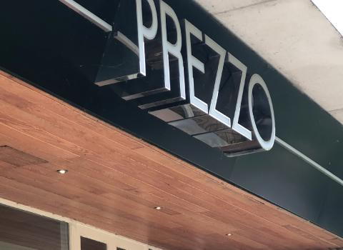 Prezzo (Bond Street)