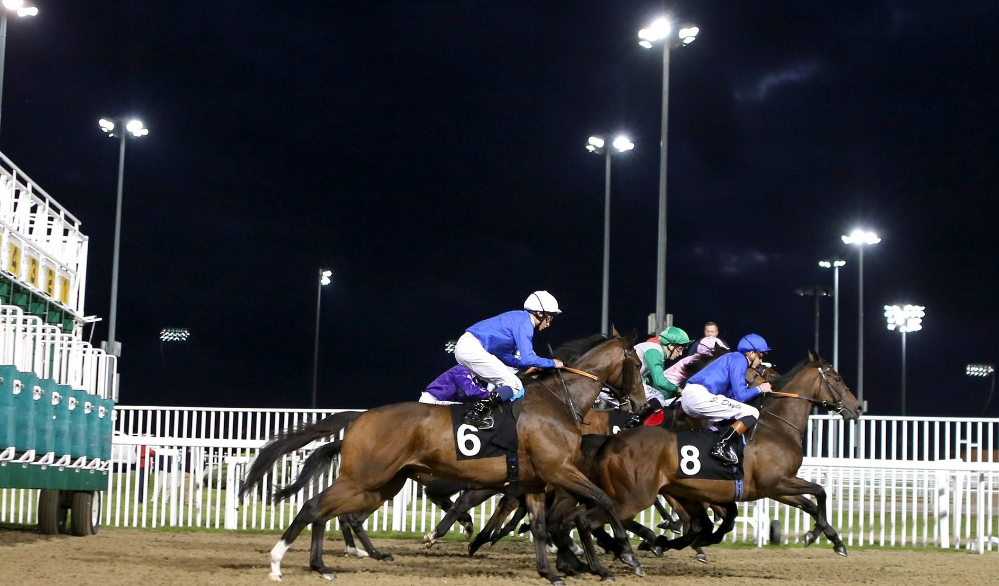 Chelmsford City Racecourse - Thursday nights under lights
