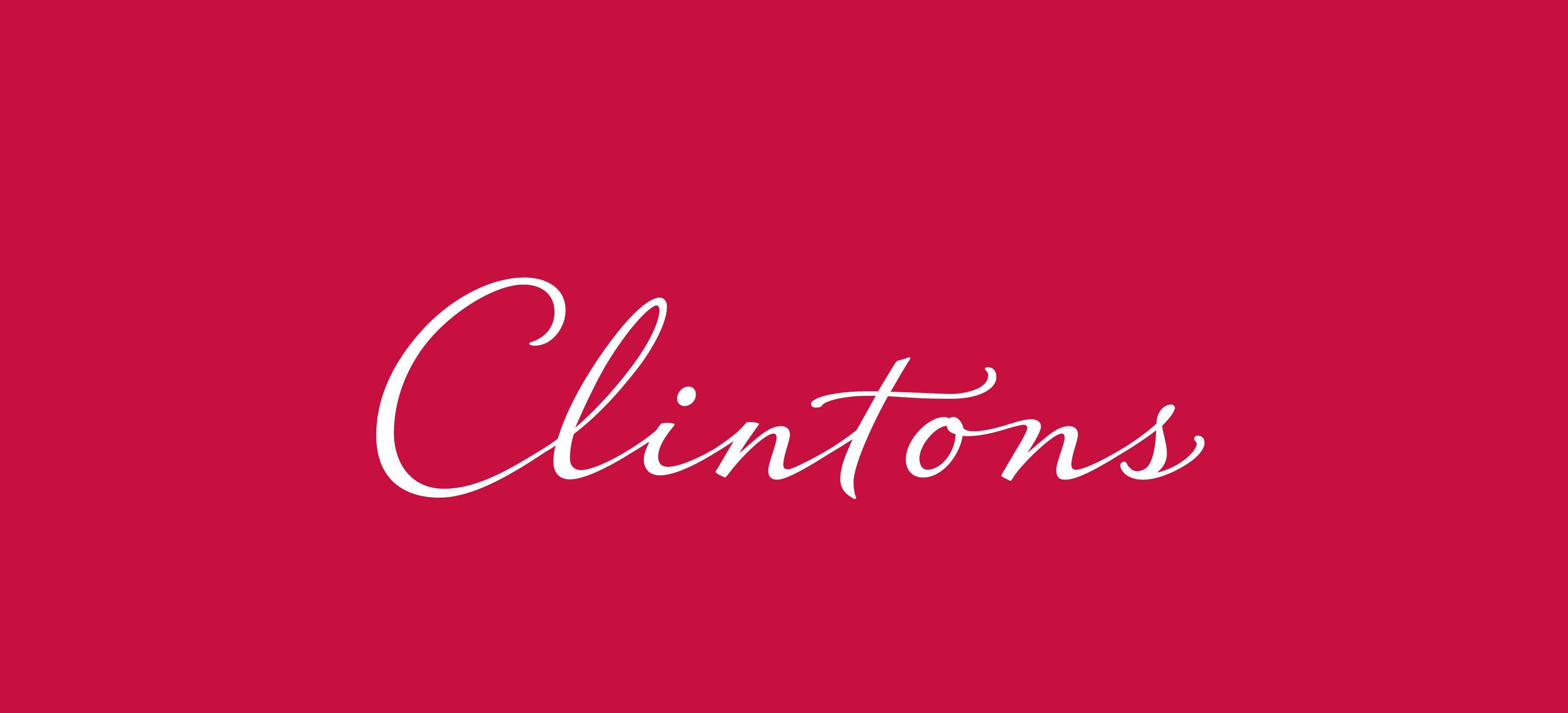 Clinton's Cards