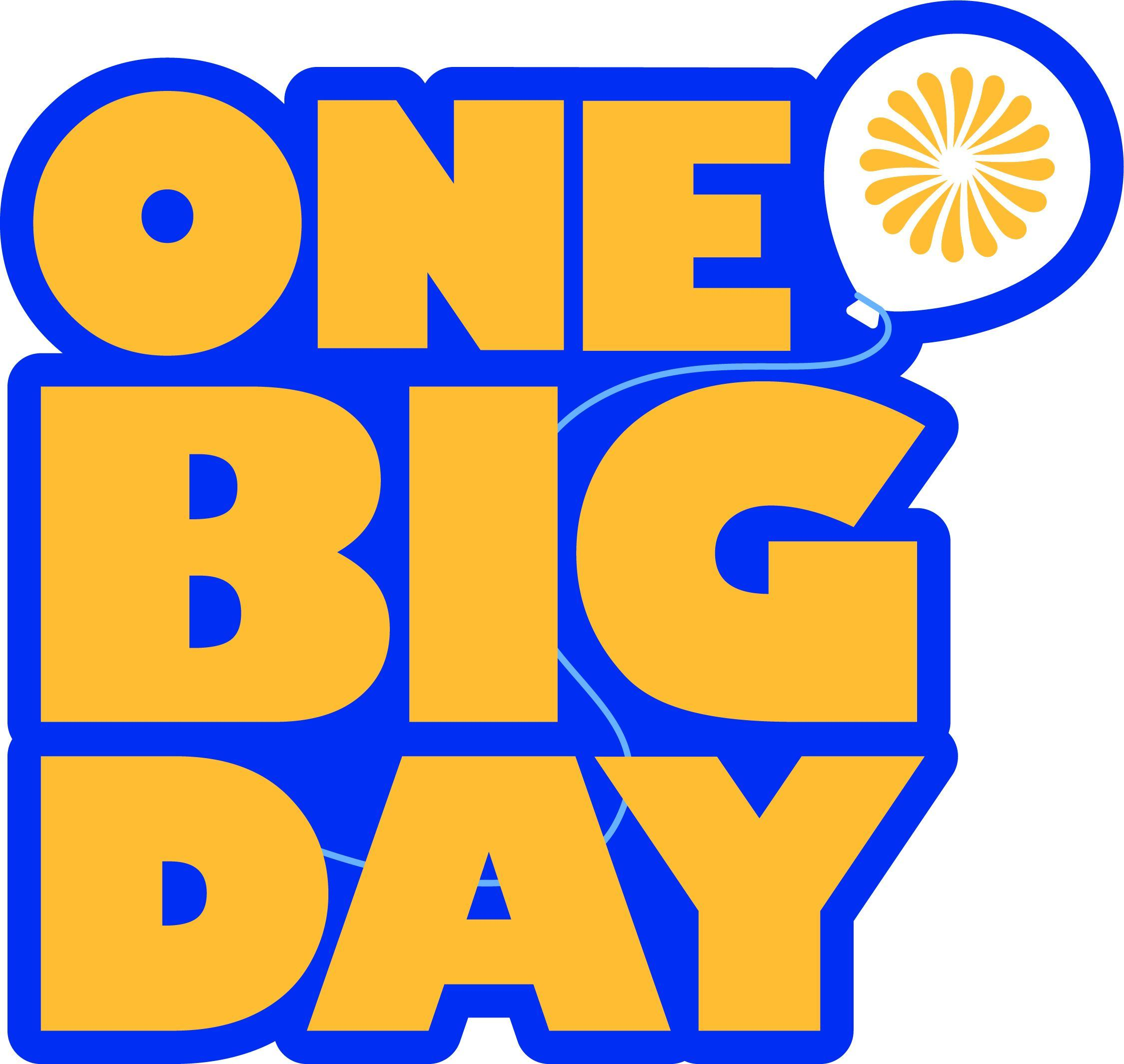 One Big Day - CANCELLED