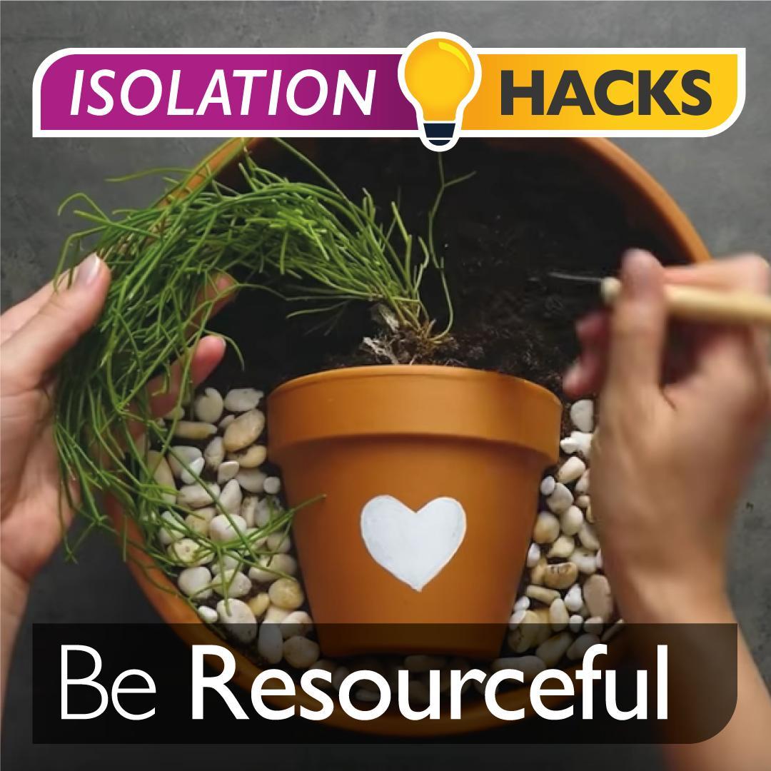 Be Resourceful: DIY Planting