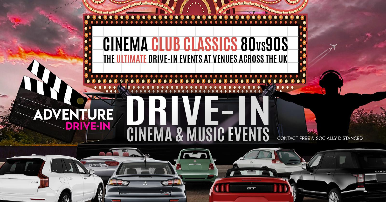 Adventure Drive-In Cinema