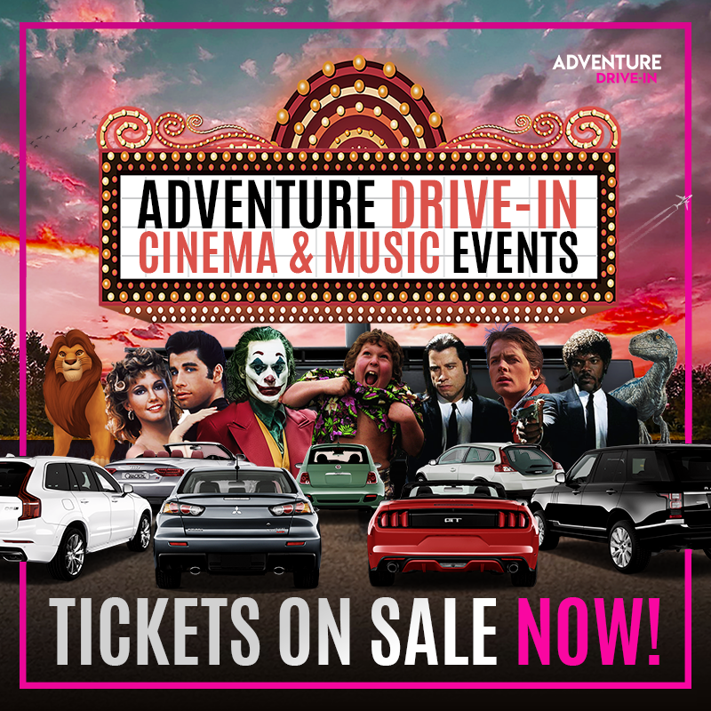 Adventure Cinema drive-in