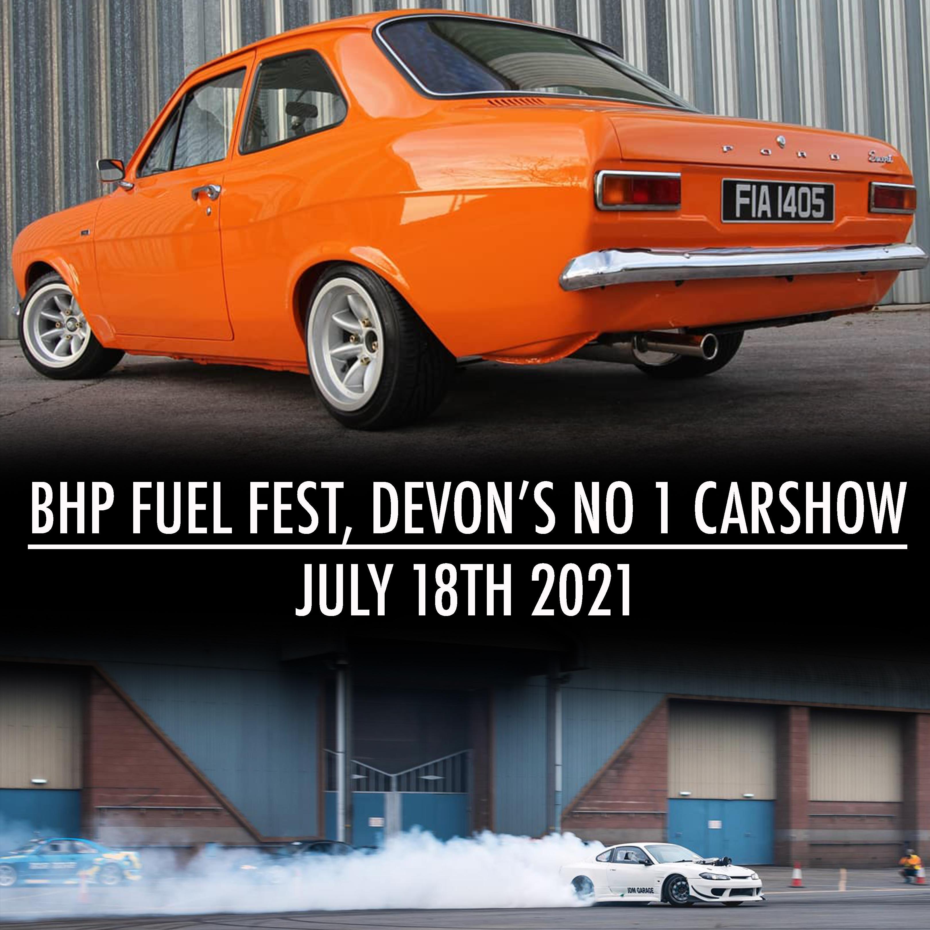 BHP Fuel Fest, The Devon