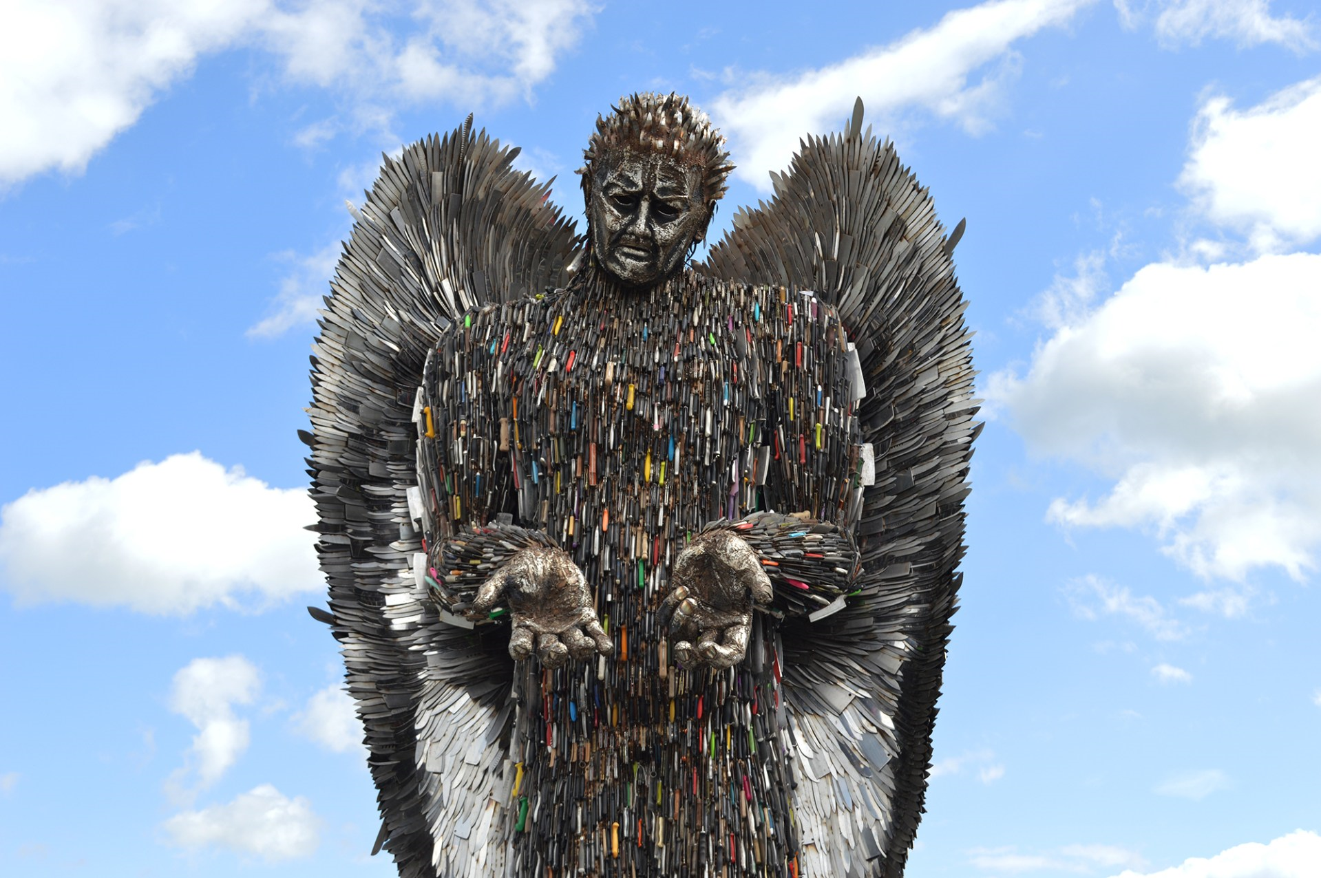Knife Angel Coming to Chelmsford