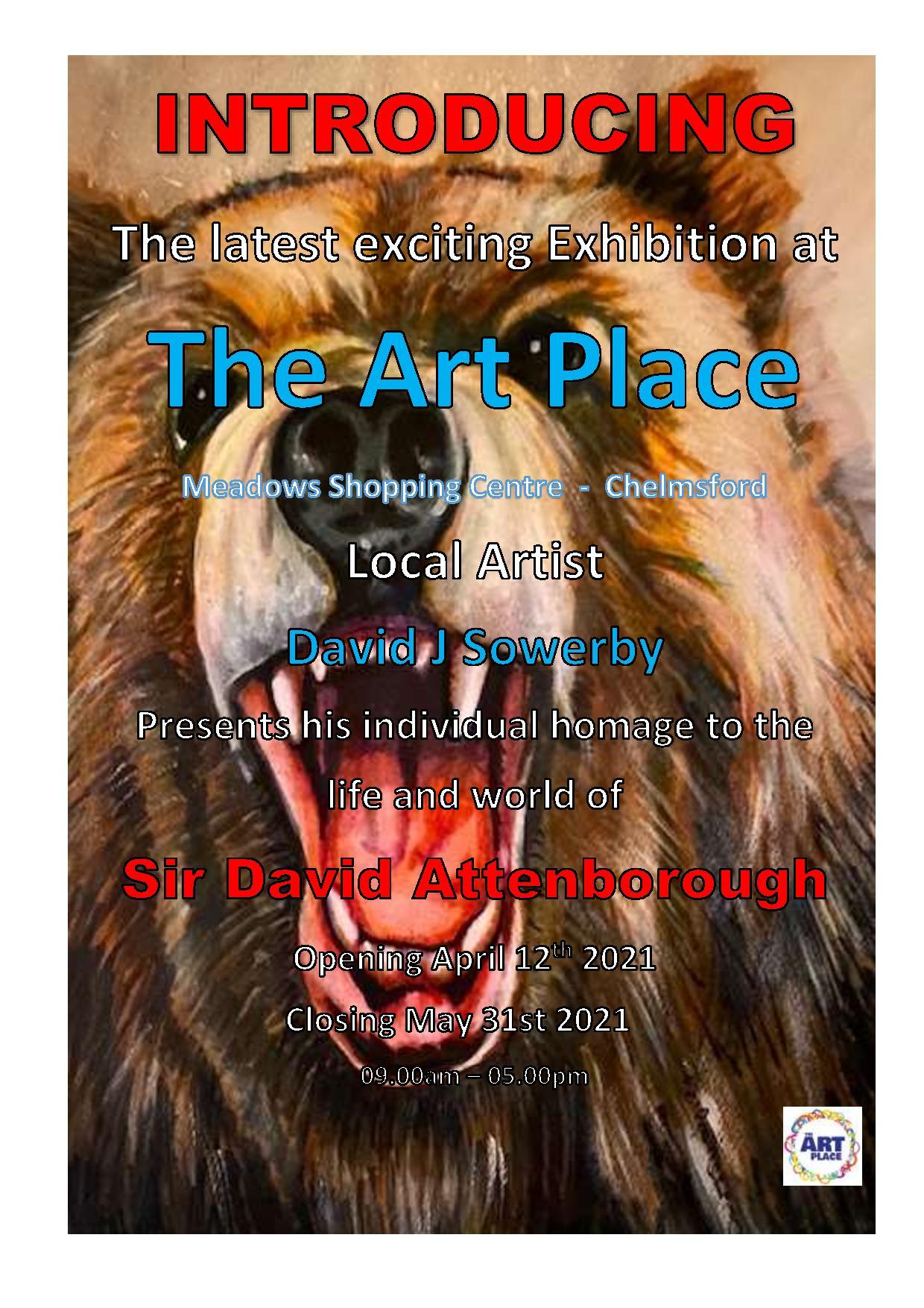 A new event at The Art Place