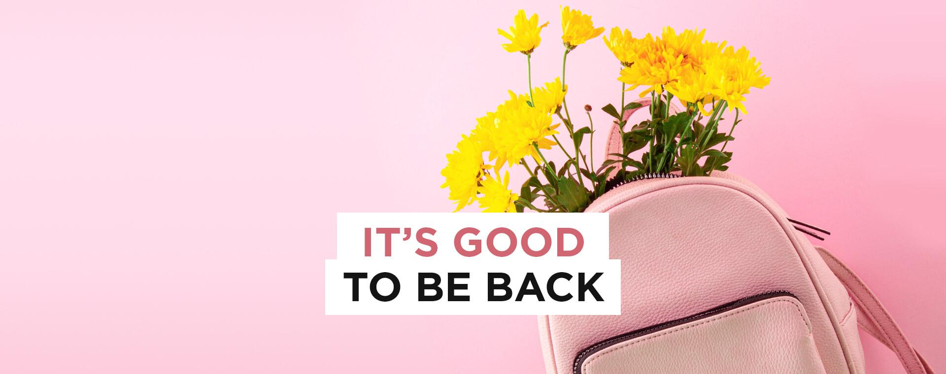 A Warm Welcome Back! – From Chelmsford For You