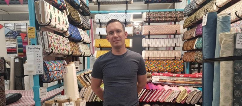Faces of the Markets: Handleys Haberdashery Fabric & Craft