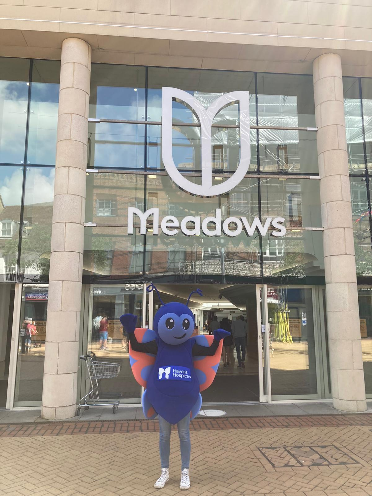 The Meadows Shopping Centre nominates their 'charity of the year'