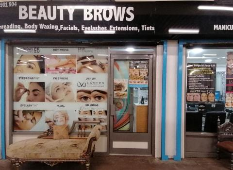 Beauty Brows & Nails
