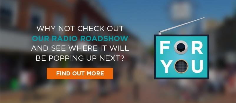 Our Radio Roadshow has arrived!