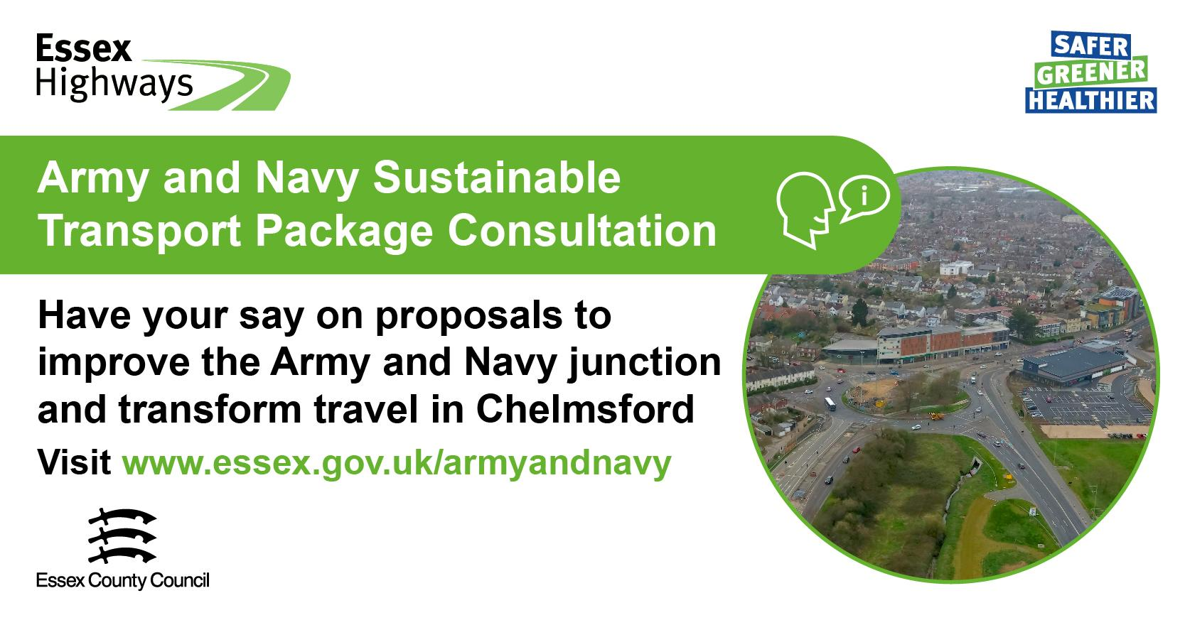 Army & Navy junction consultation